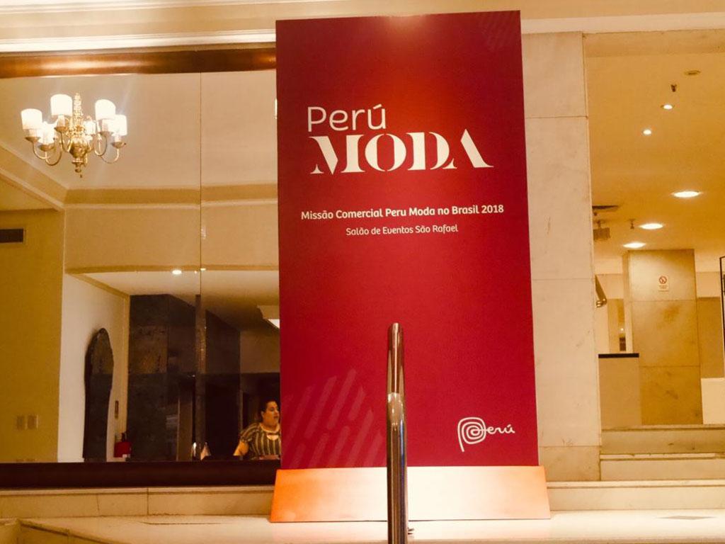 Perú-Brasil Moda 2018